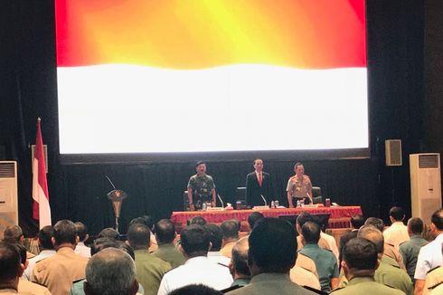 Presiden, Menteri, hingga Pimpinan Lembaga Beri Pembekalan soal Pilkada di Rapim TNI-Polri