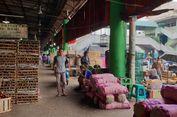 Pedagang Keluhkan Kenaikan Tarif Lahan di Pasar Induk Kramatjati