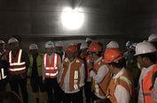 70 Pekerja China Garap Terowongan Tol Cisumdawu