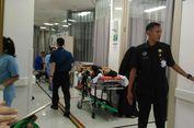 Puluhan Mahasiswa Korban Ambrolnya Lantai Gedung BEI Masih Dirawat di RS