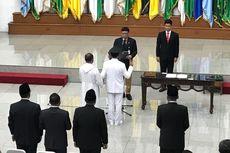 Mendagri Lantik Deputi BNPP Jadi Penjabat Gubernur NTT