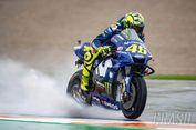 Marquez, Dovi, Rossi Penguasa Klasemen Akhir MotoGP