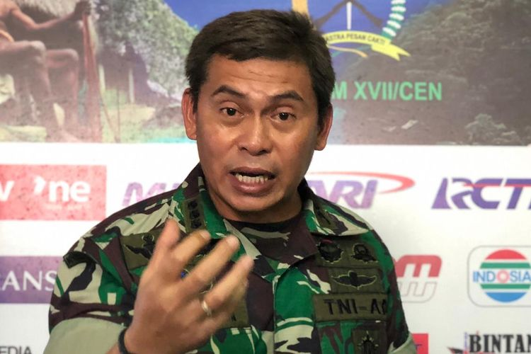 Kapendam XVII Cenderawasih, Kolonel Inf. Muhammad Aidi