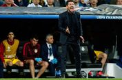 Final Liga Europa, Diego Simeone Tak Mau Remehkan Marseille