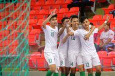 Timnas Futsal Indonesia Vs Afganistan, Duel Tim Pencipta Sejarah Baru