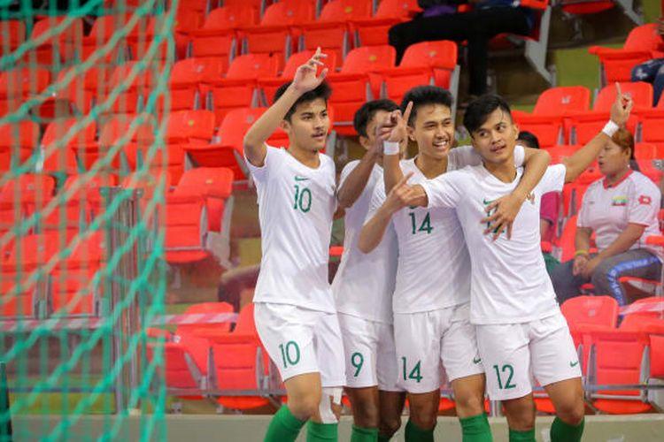 Timnas Futsal Indonesia berlaga di Piala Asia U-20 Futsal 2019.