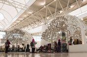 Batik Air, Pesawat Komersial Pertama Mendarat di Bandara Kertajati