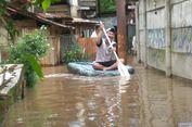 Camat Jatinegara: Saya Harap Normalisasi Dilanjutkan, jika Tidak, Akan Terus-terusan Banjir...
