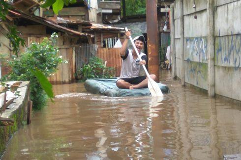 Banjir Kembali Sapa Jakarta, Berharap Normalisasi Ciliwung Dilanjutkan