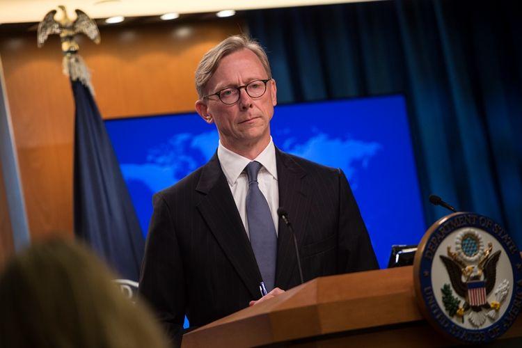 Perwakilan khusus AS untuk Iran, Brian Hook.