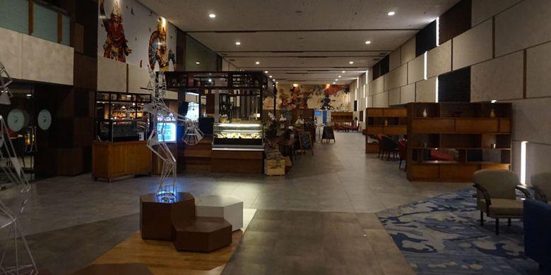 Novotel Bali Ngurah Rai Airport, Selasa (10/7/2018).