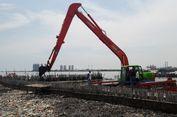 Sudin LH Kepulauan Seribu Menyudahi Pembersihan Sampah Muara Angke