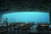 Konstruksi Restoran Bawah Laut Terbesar Dunia Segera Rampung