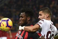Hasil Liga Italia, AC Milan Vs Torino Tanpa Gol
