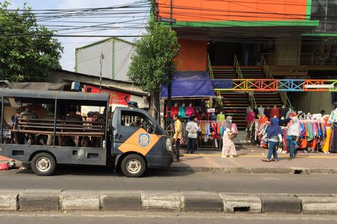 8 Pelaku Pungli di Tanah Abang Patok Tarif Parkir hingga Rp 25.000 Per Kendaraan