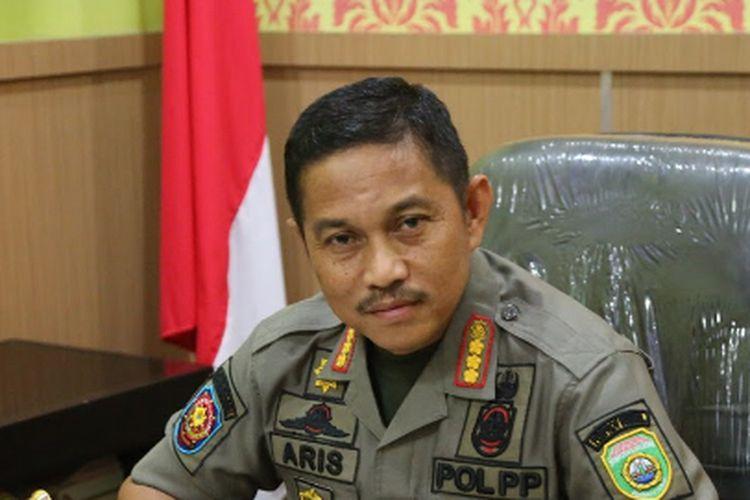 Kepala Satuan Polisi Pamong Praja (Kasat Pol PP) Pemprov Sumsel Aris Saputra, mengimbau seluruh tempat hiburan malam dan panti pijat untuk tidak beroperasi selama ramadhan, Senin (29/4/2019).
