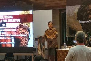 Kelakar Prabowo soal Menteri Susi yang Akan Kena 'Reshuffle'