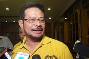 Tinggalkan Golkar, Syahrul Yasin Limpo Gabung NasDem