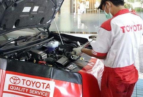 November-Desember, Semua Toyota Bisa Servis Gratis di Auto2000