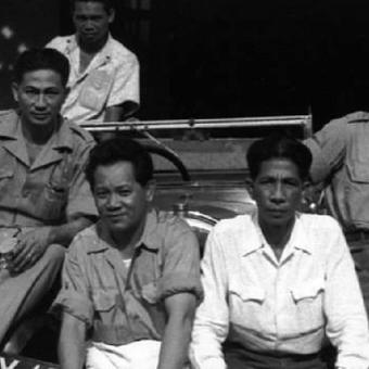 Pendiri Indonesia Press Photo Service (IPPHOS) pada 2 Oktober 1946