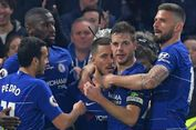 Chelsea Vs Slavia Praha, The Blues Menderita Sampai Akhir Laga