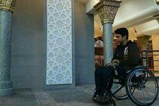 Dimutasi, Sekuriti Masjid Raya Sumbar yang Melarang Difabel Beribadah