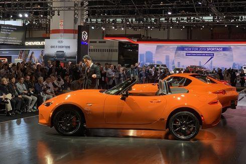 Mazda MX-5 Miata Edisi Khusus untuk Konsumen Terpilih
