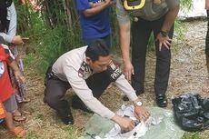 Mayat Bayi Ditemukan dalam Tumpukan Sampah di Kali Cideng