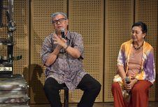 Teater Koma Pentaskan Warisan yang Sunyi