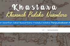 Perpusnas Luncurkan Khastara, Laman Koleksi Digital Naskah Lama