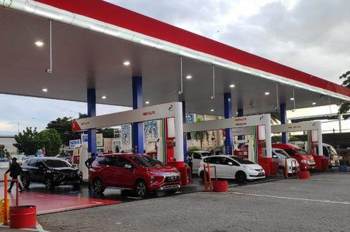 Pertamina Optimalkan Layanan BBM di Tol Trans Jawa
