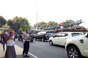 Tak Ada Aksi Massa, Jalan Medan Merdeka Barat Kembali Dibuka