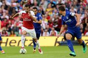 Arsenal vs Chelsea, Ditentukan via Adu Penalti