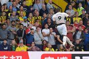 Watford Vs Man United, Pujian Mourinho untuk Lukaku