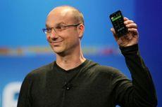 Kisah Asmara di Balik Mundurnya Bapak Android dari Google