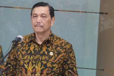 Luhut: Hari Minggu Kemarin Janjian, tetapi Pak Prabowo Flu