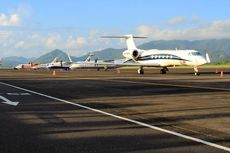 Cuaca Buruk Landa Sulut, 4 Penerbangan Dialihkan