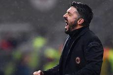 AC Milan Tersingkir, Gattuso Sesali Kekalahan di San Siro