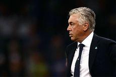 Dikaitkan dengan Juventus, Ancelotti Mengaku Bahagia di Napoli
