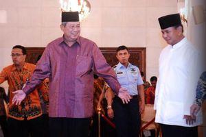 """SBY: Pak Prabowo, Sejarah Akan Mencatat Bapak sebagai """"Champion of Democracy"""""""