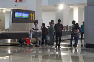Alhamdulilah, Pencuri Bagasi Penumpang Pesawat Sudah Ditangkap