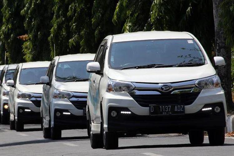 Test Drive Daihatsu Great New Xenia di Cirebon-Kuningan, Jawa Barat.