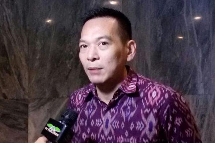 Wakil Ketua Komisi IV DPR RI Daniel Johan