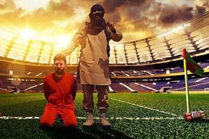Ancaman ISIS Terbaru, Tampilkan Lionel Messi yang Akan Dipenggal