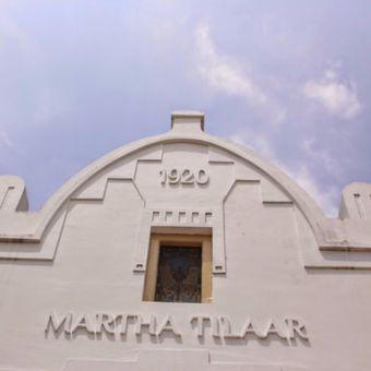 Roemah Martha Tilaar di Gombong, Jawa Tengah.