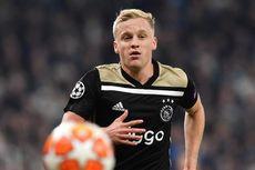 Profil Donny van de Beek, Pembeda Hasil Akhir Laga Tottenham vs Ajax