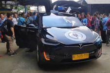 Alasan Bluebird Pilih BYD dan Tesla Sebagai Armada Taksi