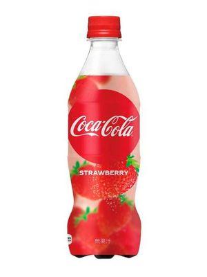 Perpaduan rasa khas Coca-Cola dan kesegaran stroberi adalah kunci yang bahkan memikat mereka yang tidak minum Coca-Cola.