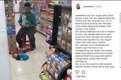 Polisi Tak Temukan Eksploitasi terhadap Bocah yang Terbaring Lemas di Minimarket