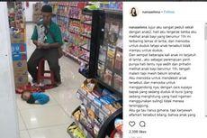 Viral Bayi Terbaring di Minimarket, Polisi Amankan Zafrul karena Diduga Eksploitasi Anak